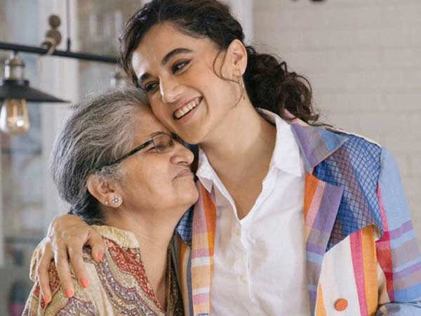 Here's what Taapsee Pannu and her mother have to say about marriage