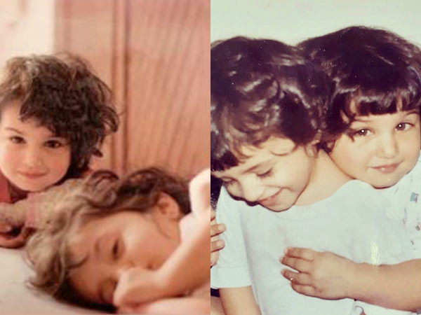 Tara Sutaria Shares Some Adorable Childhood Photos