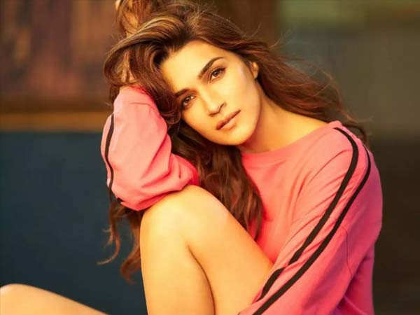 """""""I just can't wait to be back on a film set"""" – Kriti Sanon"""