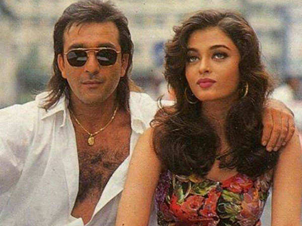 Here's Sanjay Dutt's throwback interview speaking about Aishwarya