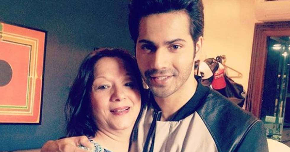 Varun Dhawan expresses grief on the demise of his aunt