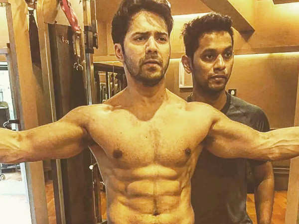 Varun Dhawan reveals what kind of songs he likes while working out