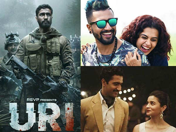 Filmfare recommends: Best films of Vicky Kaushal