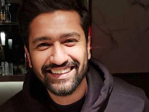 Vicky Kaushal opens up about his upcoming projects