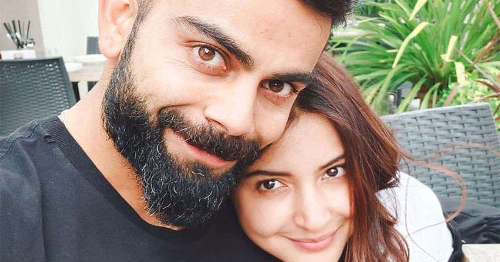 Virat Kohli praises Anushka Sharma for her new production venture