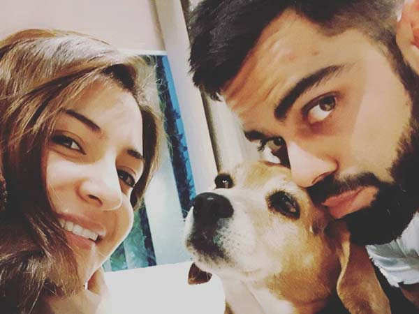 Anushka Sharma and Virat Kohli mourn the demise of their dog Bruno