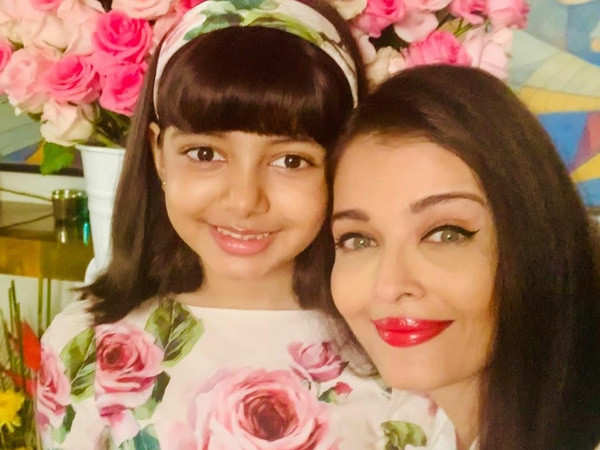 Aishwarya Rai Bachchan takes to Instagram to wish her daughter Aaradhya on her ninth birthday
