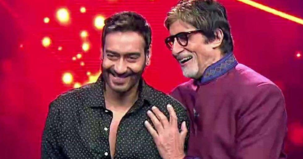 Ajay Devgn ready to direct his next film starring Amitabh Bachchan and Rakul Preet Singh