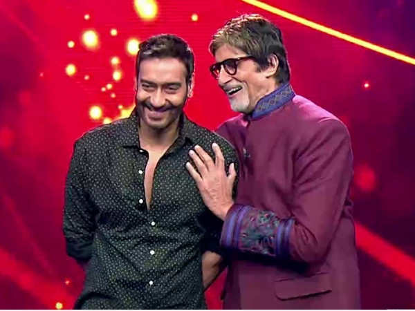 Ajay Devgn and Amitabh Bachchan all set to collaborate on a special project