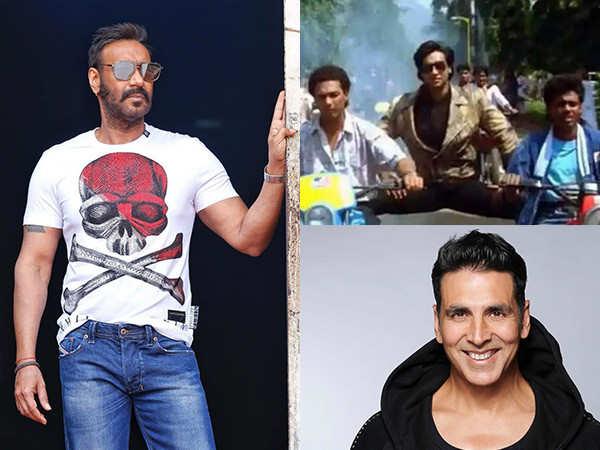 Flashback Friday: When Akshay Kumar couldn't do Phool Aur Kaante And Ajay Devgn got introduced