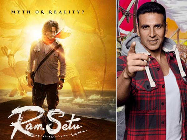 Just in: Akshay Kumar announces his next project title Ram Setu