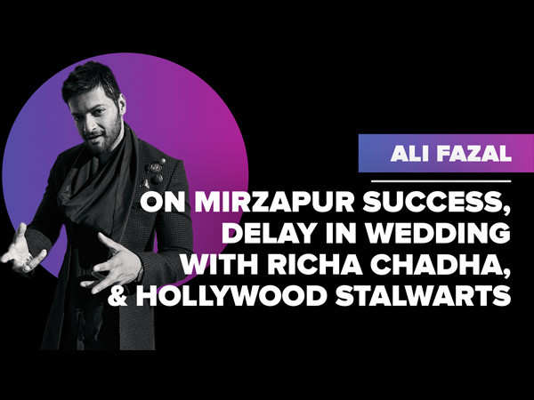 Filmfare Spotlight: Ali Fazal talks about Mirzapur, Hollywood and marriage plans with Richa Chadha