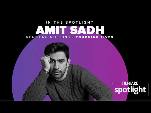 Filmfare Spotlight: Amit Sadh talks about his struggles, success and what keeps him going