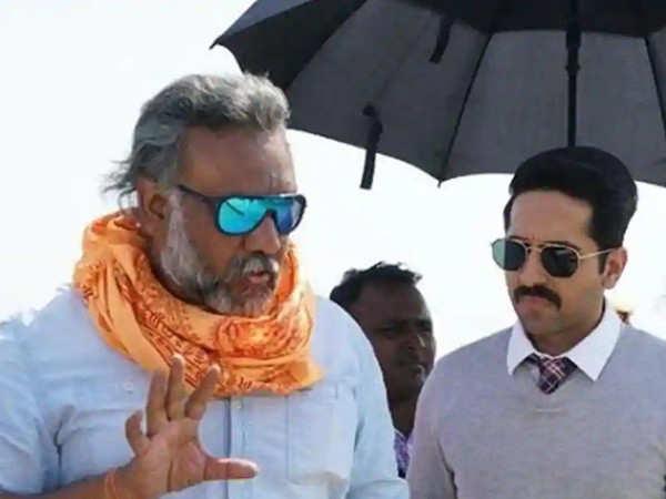 Ayushmann Khurrana and Anubhav Sinha indulge in a fun banter