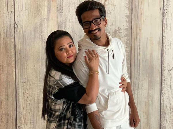 Comedian Bharti Singh and husband Haarsh Limbachiyaa detained by the NCB