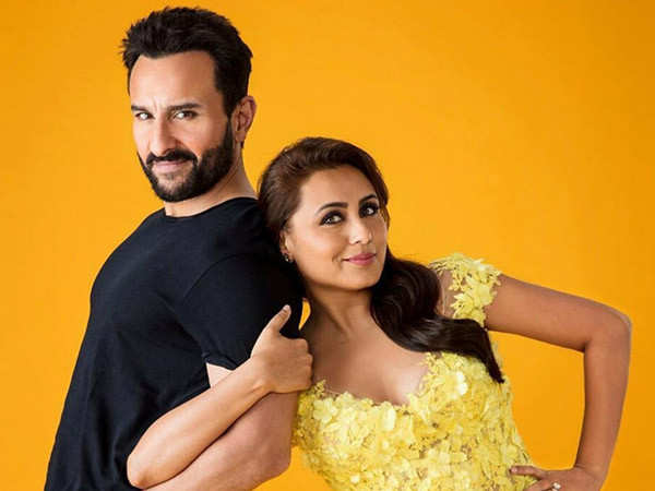 Saif Ali Khan and Rani Mukerji starrer Bunty Aur Babli 2 to release this Christmas?