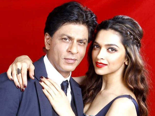 Deepika Padukone joins Shah Rukh Khan on the sets of Pathaan