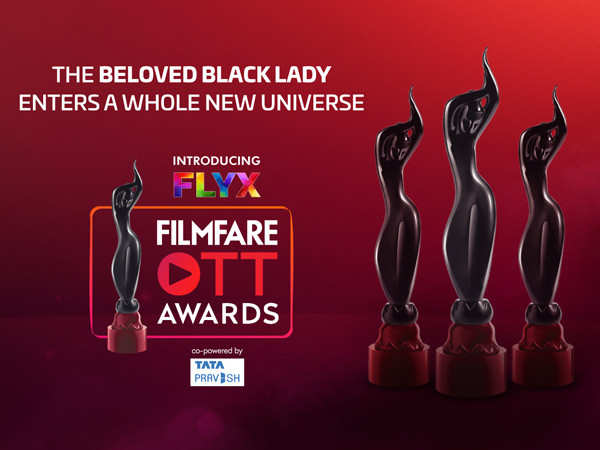 Flyx Filmfare OTT Awards To Have 33 Categories