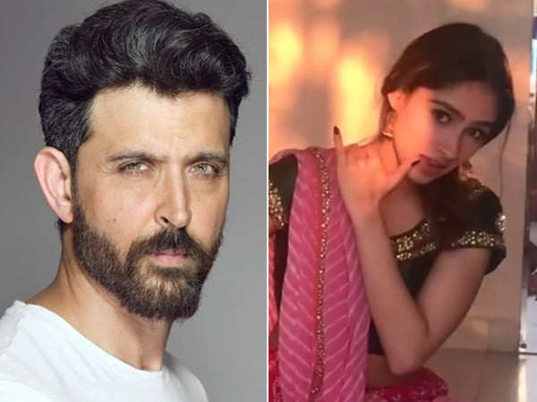 Hrithik Roshan Shares a Beautiful Video Of Cousin Pashmina Roshan to Wish Her On Her Birthday