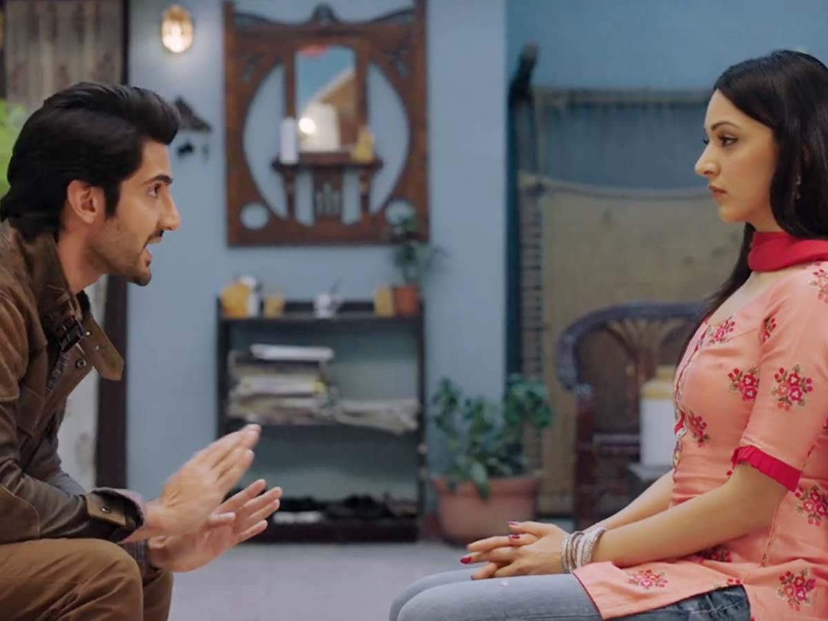 Kiara Advani's Indoo Ki Jawani takes you on a mad ride of love, confusion and laughter | Filmfare.com