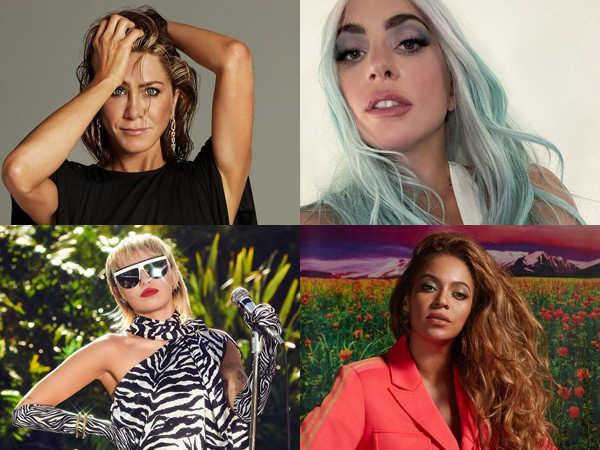 Beyonce, Lady Gaga, Miley Cyrus, Jennifer Aniston react to Joe Biden's victory