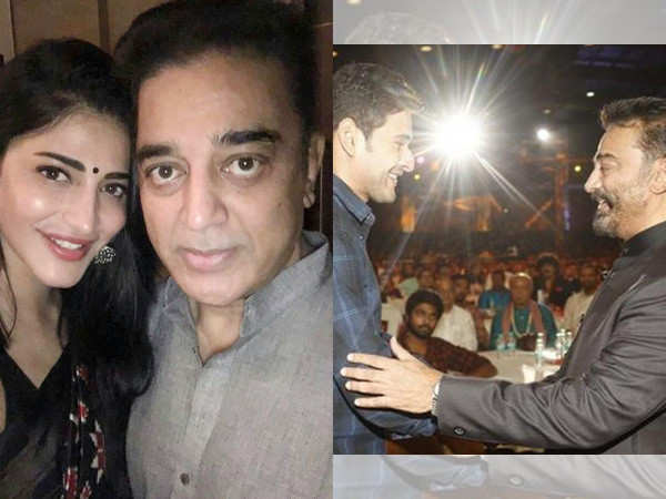 Wishes pour in for Kamal Haasan on his 66th birthday