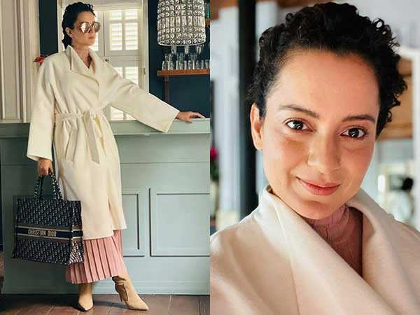 Kangana Ranaut to Begin Shoot For The Last Schedule of Thalaivi in Hyderabad
