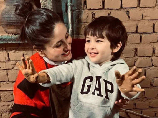 Kareena Kapoor Khan and Taimur Ali Khan try their hands at pottery  - Filmfare - Bollywood News, Filmfare Awards, Movie Reviews, Celebrity Photos & Updates RSS Feed  IMAGES, GIF, ANIMATED GIF, WALLPAPER, STICKER FOR WHATSAPP & FACEBOOK