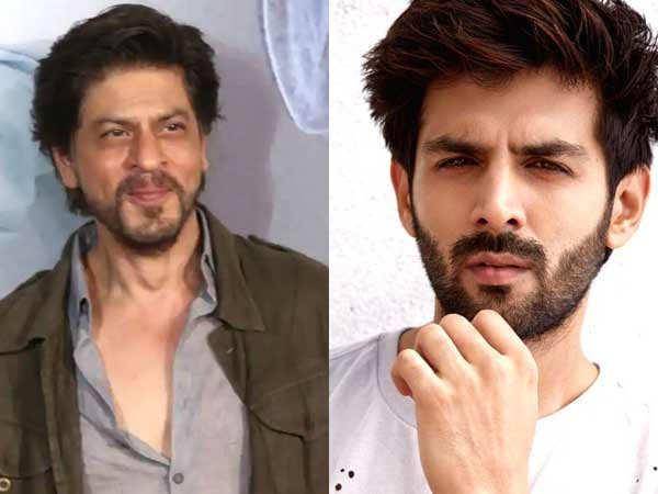 Shah Rukh Khan to collaborate with Kartik Aaryan?