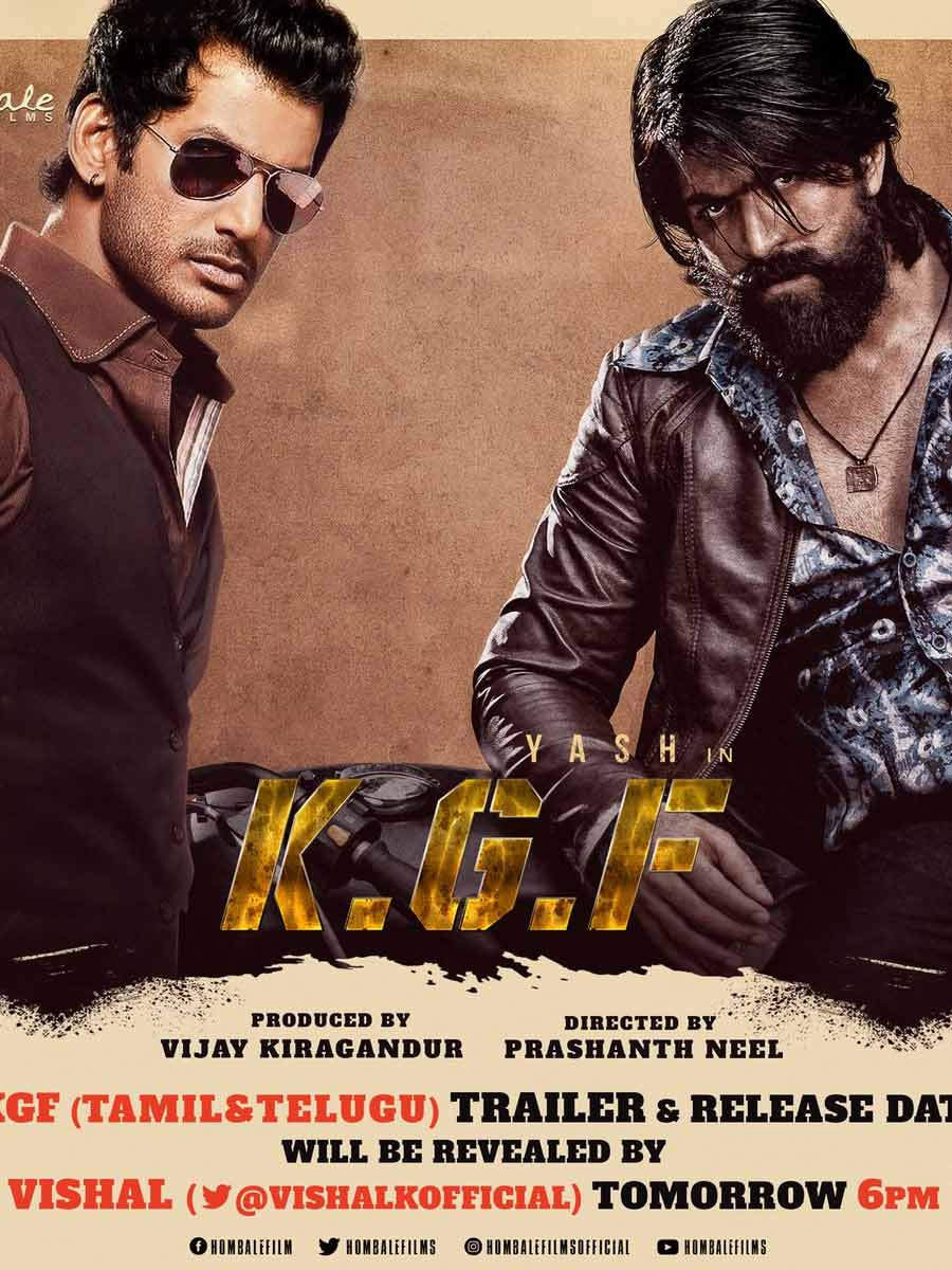 KGF makers project