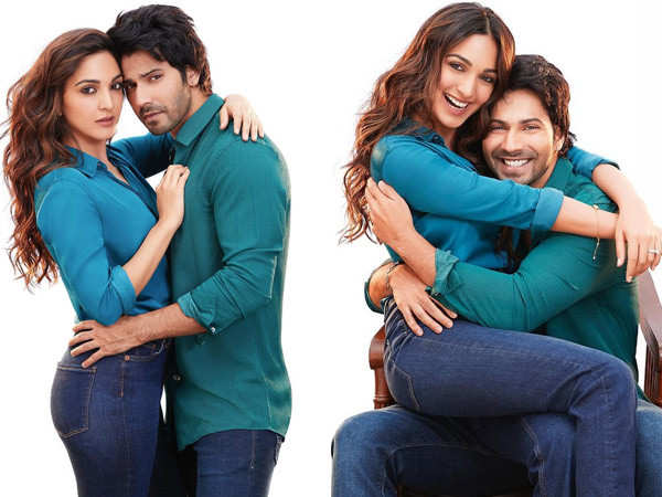Kiara Advani and Varun Dhawan's Chemistry is on Point in These Latest Pictures