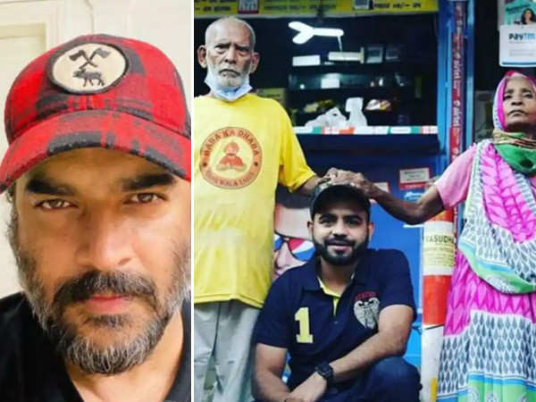 R Madhavan shares his take on the controversy surrounding Baba Ka Dhaba