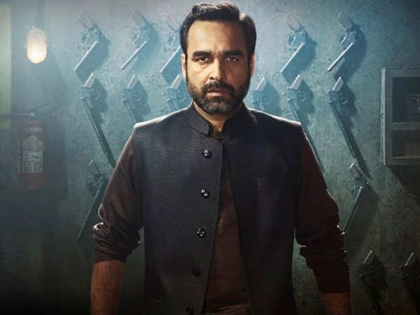 Pankaj Tripathi promises that he won't be seen playing a gangster next year on screen