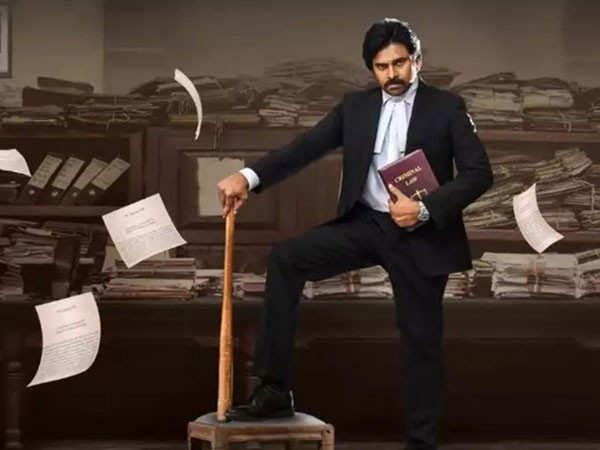 Pawan Kalyan starts shooting for Telugu remake of Pink titled Vakeel Saab