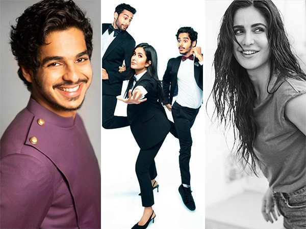 Katrina Kaif, Siddhant Chaturvedi and Ishaan Khatter to begin shooting for Phone Bhoot by month-end