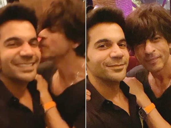 Rajkummar Rao explains why he looks up to Shah Rukh Khan