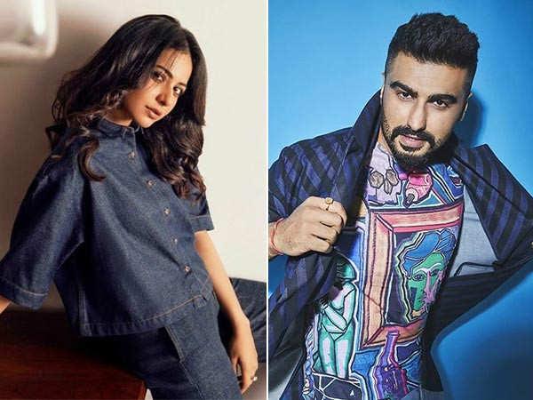 Rakul Preet Singh is all praise for her Sardar & Grandson co-star Arjun Kapoor