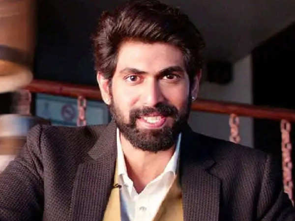 Rana Daggubati To Turn a Chat-Show Host for his Own Youtube Channel