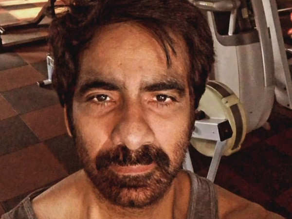 Ravi Teja's workout selfie is driving fans crazy
