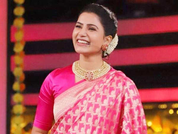 Here's how Samantha Akkineni fared in her debut as host