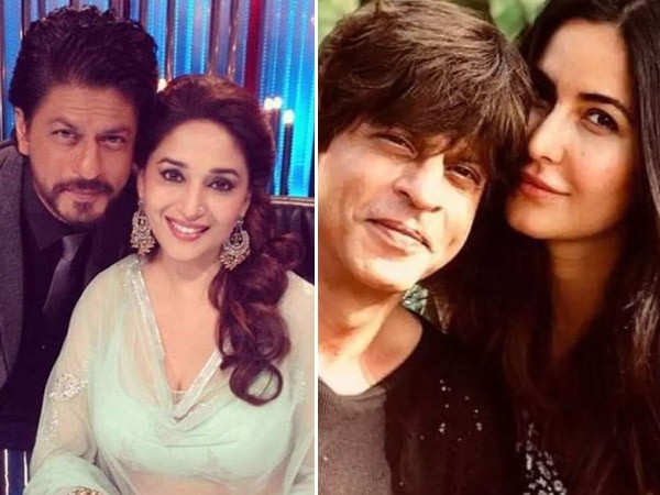 Bollywood stars send across heartfelt messages to Shah Rukh Khan on his birthday