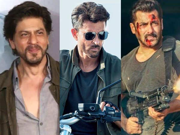 Shah Rukh Khan, Salman Khan and Hrithik Roshan Set to Share the Screen?