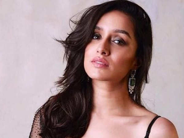 Shraddha Kapoor starts off her day in a healthy way