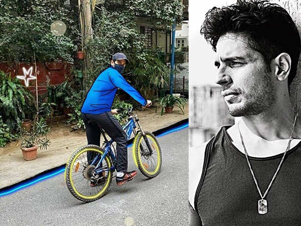 Super hot Sidharth Malhotra knows how to be super-fit