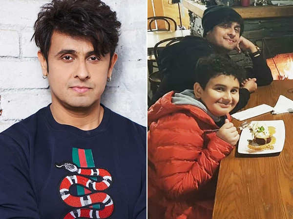 Sonu Nigam Doesn't Want His Son To Be a Singer In India