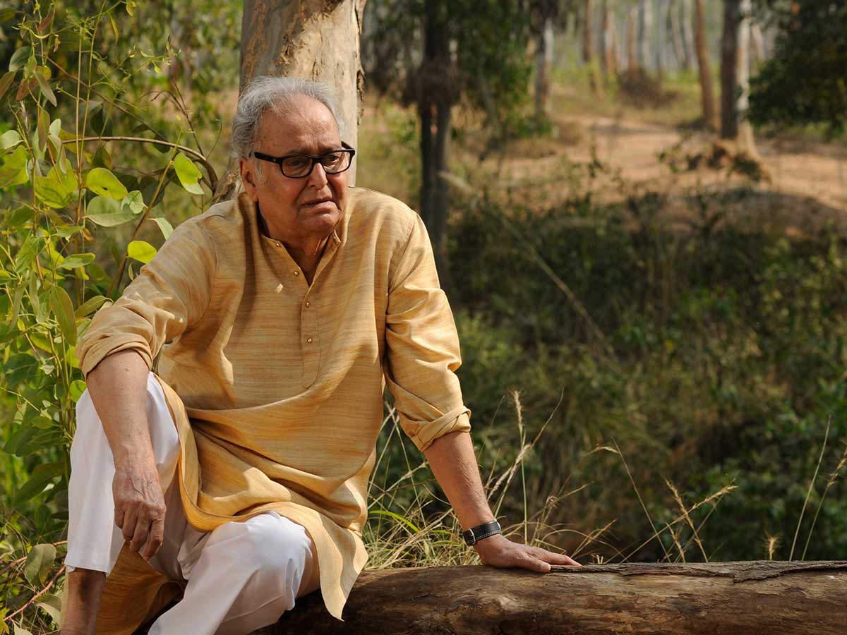 Soumitra Chatterjee'