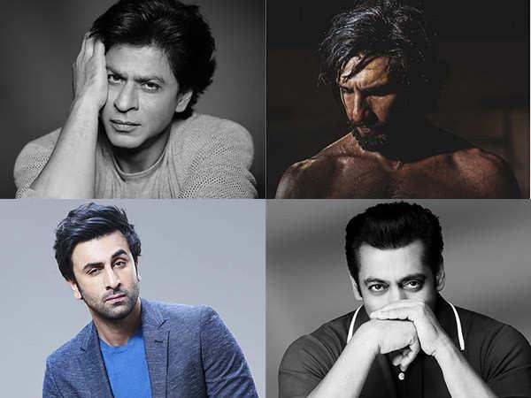 SRK, Salman Khan, Ranbir Kapoor, Shraddha Kapoor, Ranveer Singh to Start New Projects in Diwali