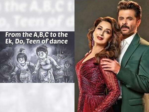 Anil Kapoor and Madhuri Dixit Nene remember Saroj Khan as Tezaab completes 32 years
