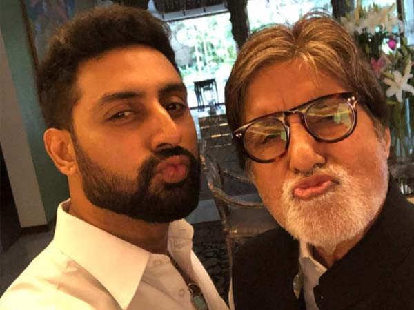 Abhishek Bachchan reveals his father Amitabh Bachchan never produced a film