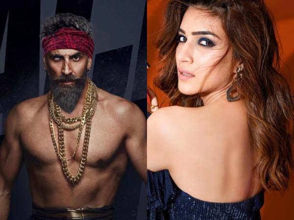 Akshay Kumar and Kriti Sanon's Bachchan Pandey has a new cast member